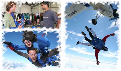 parachutisme a peronne